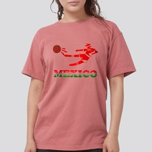 Mexican Soccer Player T-Shirt