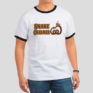 Snake Charmer Ringer T