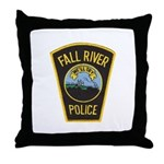 Fall River Police Throw Pillow
