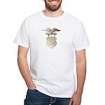 Storey County Sheriff White T-Shirt