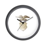 Storey County Sheriff Wall Clock