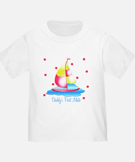 Daddy's First Mat Sailboat T
