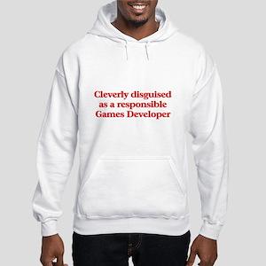 Games Developer Hooded Sweatshirt