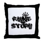 Rayne Storm Throw Pillow