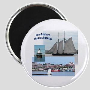 "New Bedford Harbor 2.25"" Magnet (10 pack)"