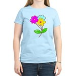 Cute Bouquet Women's Light T-Shirt