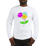 Cute Bouquet Long Sleeve T-Shirt