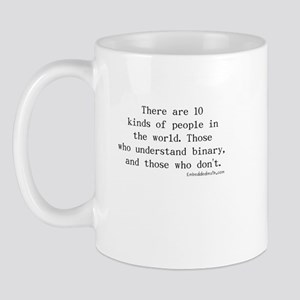 Binary Joke - Mug