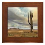 Early Desert Framed Tile