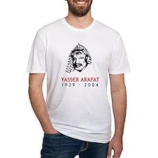 Yasser Arafat Fitted T-Shirt