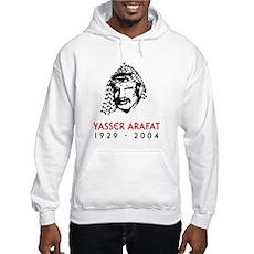 Yasser Arafat Hooded Sweatshirt