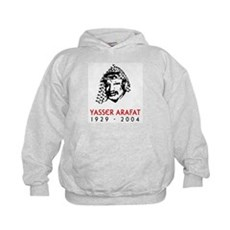 Yasser Arafat Kids Hoodie