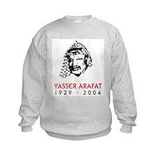 Yasser Arafat Kids Sweatshirt