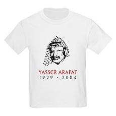 Yasser Arafat Kids T-Shirt