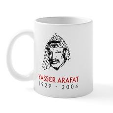 Yasser Arafat Mug