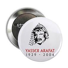 Yasser Arafat Button