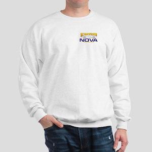 EuroNova full color simple sweatshirt