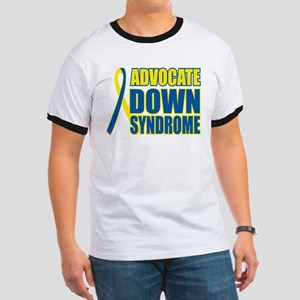 Advocate Down Syndrome Ringer T