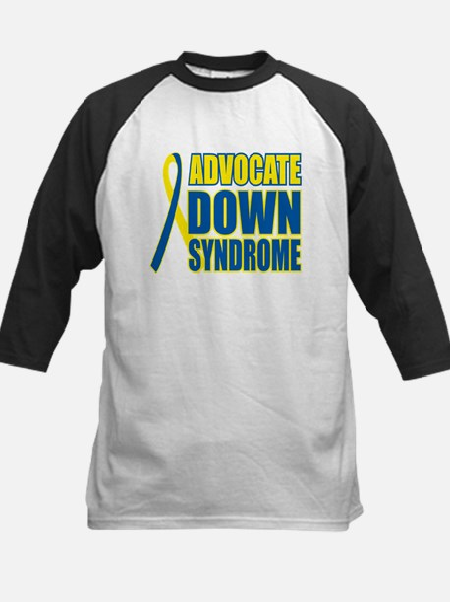 Advocate Down Syndrome Kids Baseball Jersey