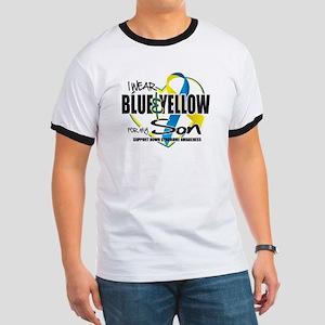 Blue & Yellow for Son Ringer T