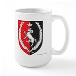King of Gleann Abhann Large Mug