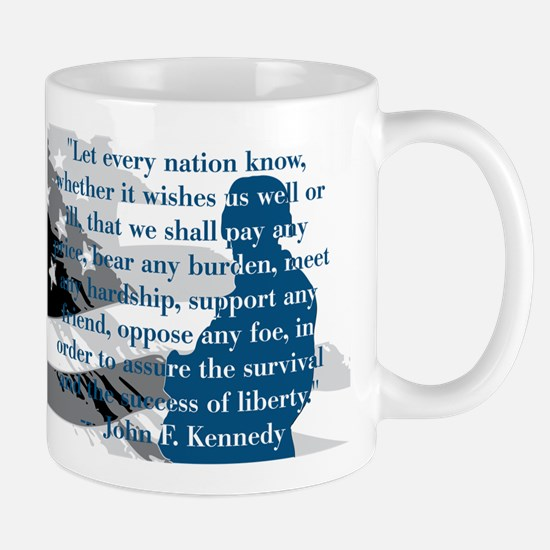 Unique Troop support Mug