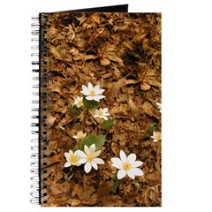 Woodland Flowers Journal