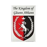 Kingdom of Gleann Abhann Rectangle Magnet (10 pack