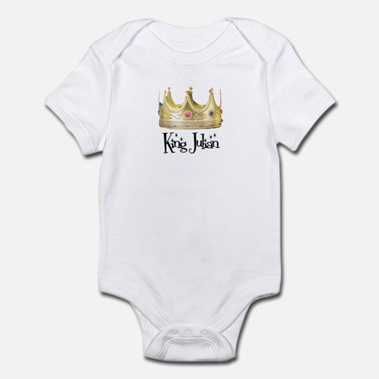King Julian Infant Bodysuit
