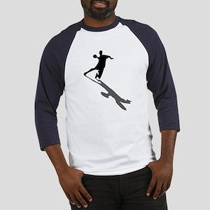 Handball Player Baseball Jersey