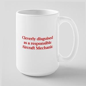 Aircraft Mechanic Large Mug