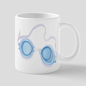 Swimming Goggles Mug