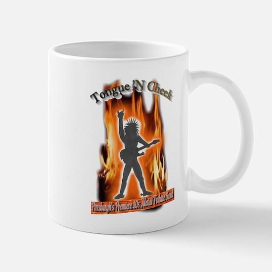 TNC Flame Logo Mug