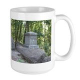 20th maine Large Mugs (15 oz)