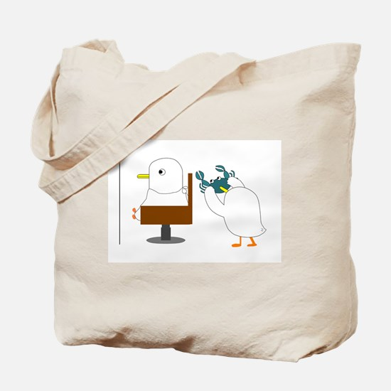 Haircut Tote Bag