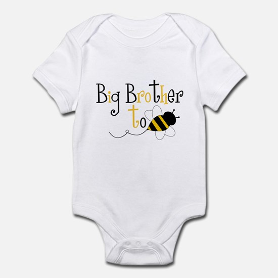 Big Brother to Bee Infant Bodysuit