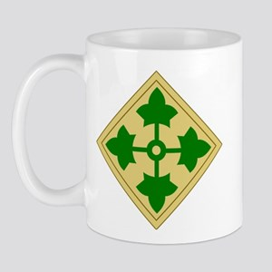 4th Infantry Division (1) Mug