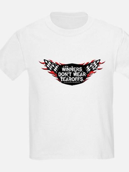 Winners Don't Wear Tearoffs T-Shirt