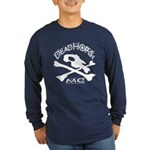 DeadHORSe MC Long Sleeve Dark T-Shirt