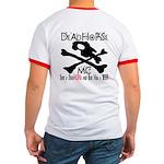 Dhmc Mens Ringer T T-Shirt
