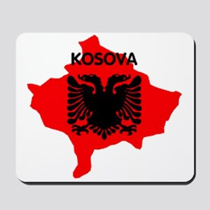 Kosova Mousepad