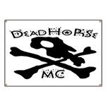 DeadHORSe MC Banner