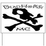 DeadHORSe MC Yard Sign