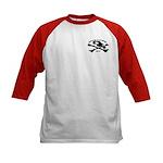 DeadHORSe MC Kids Baseball Jersey