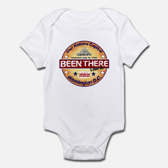 Been There Store Infant Bodysuit