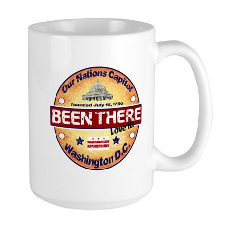 Been There Store Large Mug