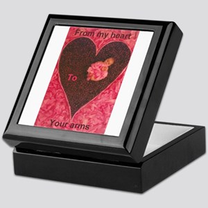 Heart! Keepsake Box