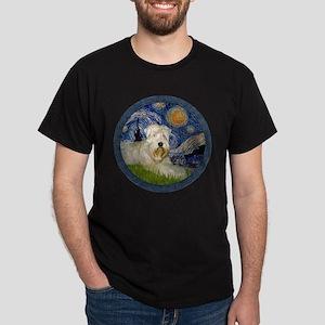Starry / Wheaten (#1W) Dark T-Shirt