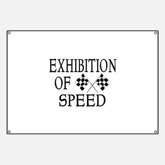Speed Banner