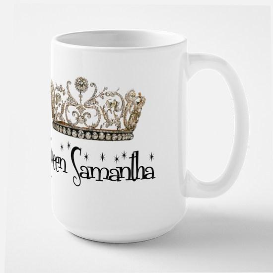 Queen Samantha Large Mug